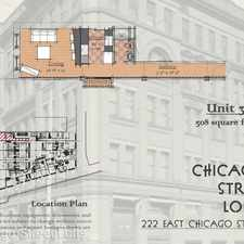 Rental info for 222 E. Chicago Street