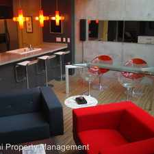 Rental info for 1025 Island Ave #103