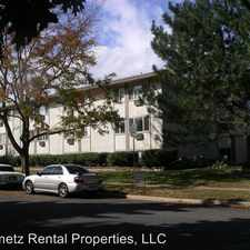 Rental info for 1707 22nd Street