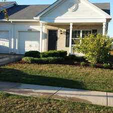 Rental info for 2582 Carlisle Lane