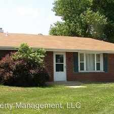 Rental info for 7208 Montclair Ave in the Godfrey area