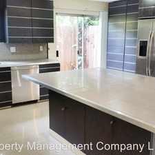 Rental info for 1402 Arizona Ave - Unit 01 in the 90401 area