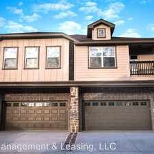 Rental info for 112 Lakeview Ct.