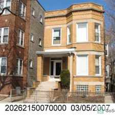 Rental info for 2 bedroom/1 bath- (GRAND CROSSING) Chicago, IL 60619 1512 East 73rd Street #2 - 2nd Floor, Chicago, IL 60619 - Updated 2 bedrooms, with hardwood floors, ceramic tile in bathroom, ceiling fans. No utilities included. NO Evictions. NO Pets. in the Grand Crossing area