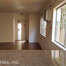 Rental info for 1419 S. Cardiff Ave.