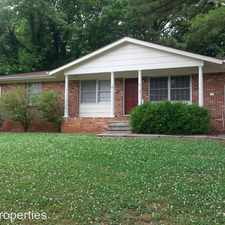 Rental info for 3407 Angora Drive in the 35810 area