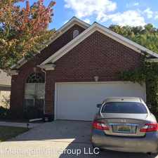 Rental info for 1125 Castlemaine Drive in the 35211 area