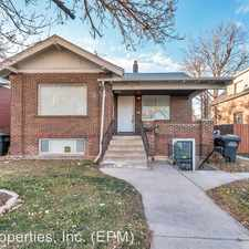 Rental info for 2821 Federal Boulevard - 1 in the Sloan Lake area