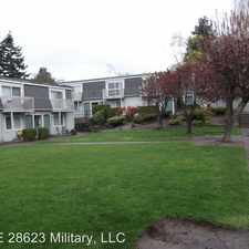Rental info for 28623 Military Road S, # B03