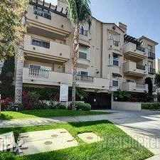 Rental info for 12246 Moorpark St in the Los Angeles area