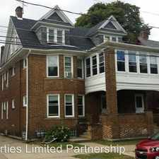 Rental info for 510 Chestnut Street in the Erie area