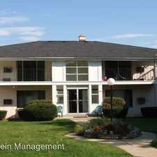 Rental info for 3800-3840 S. 84th Street in the Greenfield area