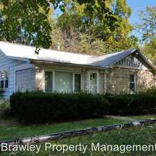 Rental info for 401 E. 19th Street in the Bloomington area