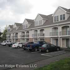 Rental info for 300 Schraffts Drive Unit B101 in the Waterbury area