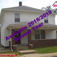 Rental info for 401 W. Adams Top West in the Macomb area