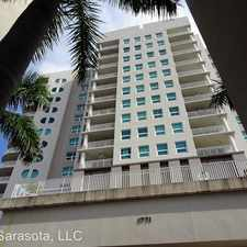 Rental info for 1771 Ringling Blvd Unit 610 in the Sarasota area