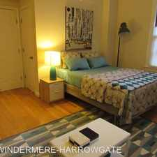 Rental info for 1825-1833 New Hampshire Avenue, NW in the Washington D.C. area