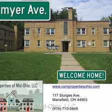 Rental info for 90 Blymyer Avenue 16 in the Mansfield area