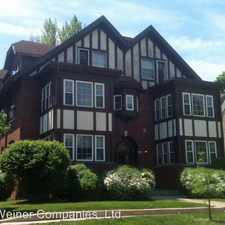 Rental info for 603 West Green