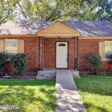 Rental info for 2701 W Bewick St in the Fort Worth area