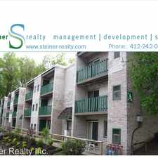 Rental info for 2521 Milligan Way in the Pittsburgh area