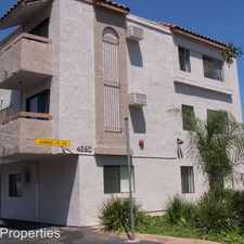 Rental info for 4380 TEXAS ST.#15 in the San Diego area