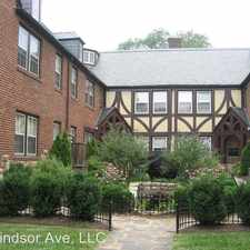 Rental info for 2049 Windsor Ave