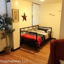 Rental info for 1610 N. Kingshighway Blvd in the 63115 area