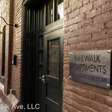 Rental info for 113 Norfolk Ave in the Downtown area