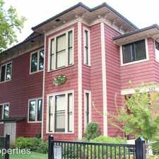 Rental info for 327 Normal Ave