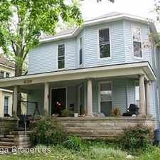 Rental info for 626 N. College Ave. in the Bloomington area