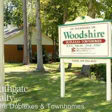 Rental info for 307 Woodshire Drive