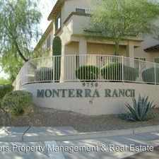 Rental info for 9750 Monterey #29