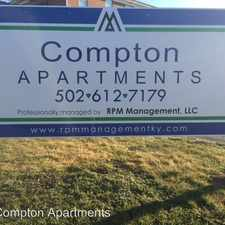 Rental info for 101 Compton Drive