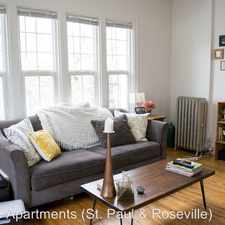Rental info for 608 Lincoln Ave - 302 in the St. Paul area