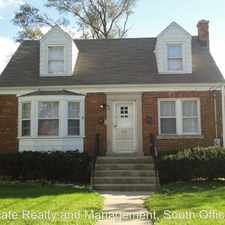 Rental info for 252 Southgate Ave
