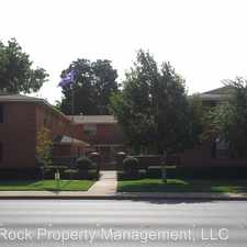 Rental info for 3417 University D in the Fort Worth area