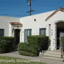 Rental info for 407 W. Fourth Street