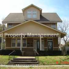 Rental info for 1605 Eastmoreland # 2 in the Memphis area