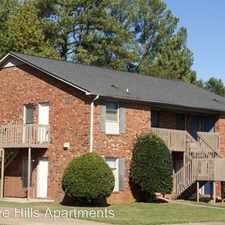 Rental info for 4426 Bonnell Drive NW C