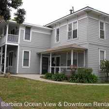 Rental info for 333 West Ortega Apartment E in the West Downtown area