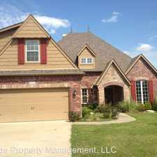 Rental info for 2615 E 138th St S in the Bixby area