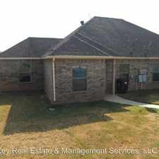 Rental info for 285 Harmony Road in the Weatherford area