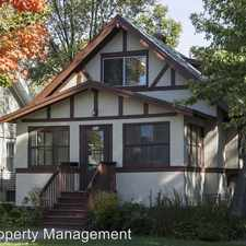 Rental info for 904 20th Ave SE in the Minneapolis area