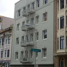 Rental info for 825 Bush Street 206 in the Lower Nob Hill area