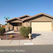 Rental info for 13722 E 45th St in the Fortuna Foothills area