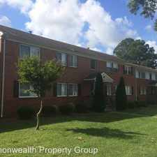 Rental info for 8 Pollux Circle East in the Chesapeake area