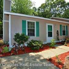 Rental info for 305 Cedar Creek Drive