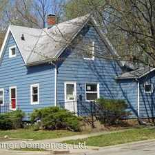 Rental info for 312 W. Illinois in the Urbana area