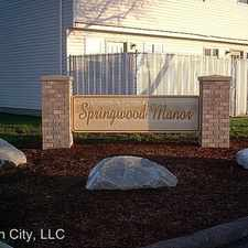 Rental info for Springwood Manor 3510 Oak SE